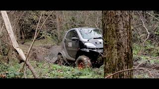 Smart Fortwo Offroad | Crazy car