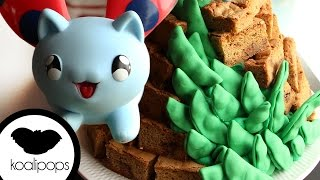 Bravest Warriors: Catbug Cake! | How To