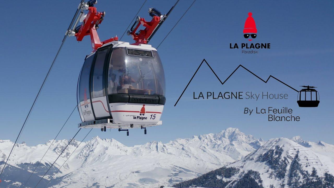 [Exclu] La Plagne Sky House by La Feuille Blanche - Version Longue