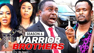 WARRIOR BROTHERS (SEASON 6) NEW MOVIE ALERT !-ZUBBY MICHEAL  Latest 2020 Nollywood Movie || HD