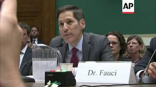 CDC Director Tom Frieden was grilled by lawmakers on Capitol Hill Thursday on wide-ranging topics re