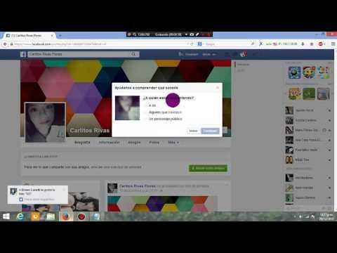 Como eliminar perfiles falsos en facebook 2015 (funciona)
