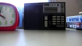 Radio Bulgaria last broadcast