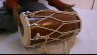 DHOLAK   PRECUSSION  MUSICAL INSTRUMENT STALLONE INDIA ID CODE NO SOB8301 www stalloneoverseas com