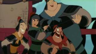 Mulan - A Girl Worth Fighting For [French]