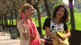 Violetta saison 2 - Extrait #2 du premier épisode - Retrouvailles entre Nata et Ludmila - Exclusif
