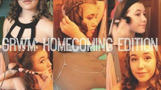 GRWM Homecoming Edition Thumbnail