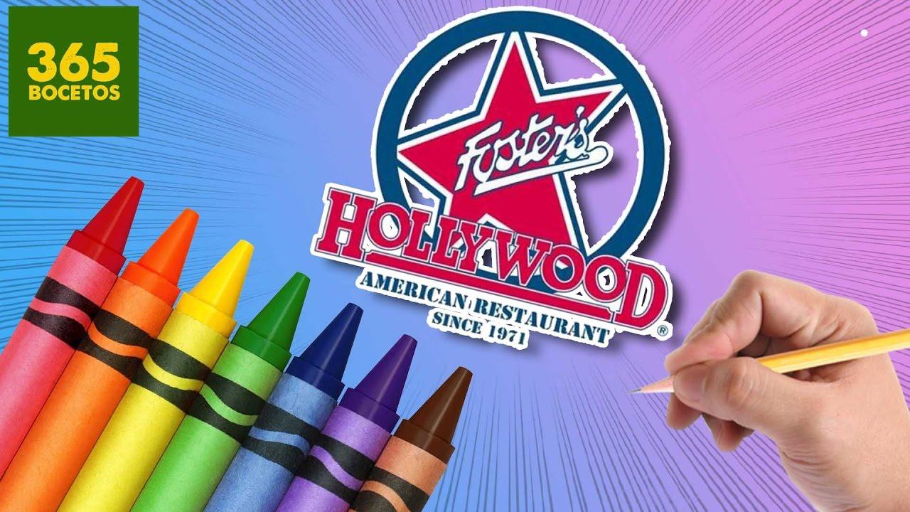 Dibujando Con Crayolas De Fosters Hollywood Dibujando Con Lapices De Cera Dibujos De Halloween