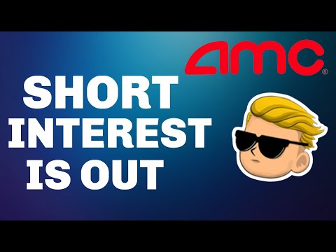 AMC Stock Short Interest Finally Out - What Is Next?
