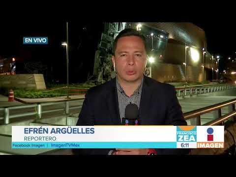 Situación en Plaza Artz Pedregal y sus alrededores | Noticias con Francisco Zea