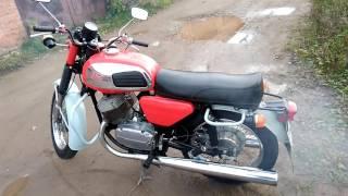 Jawa 350 634-8-15 Ishlatish