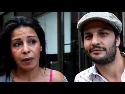 Interview avec Marc Ruchmann et Salam Jawad pour QUI SUIS-JE APRÈS TON EXIL EN MOI