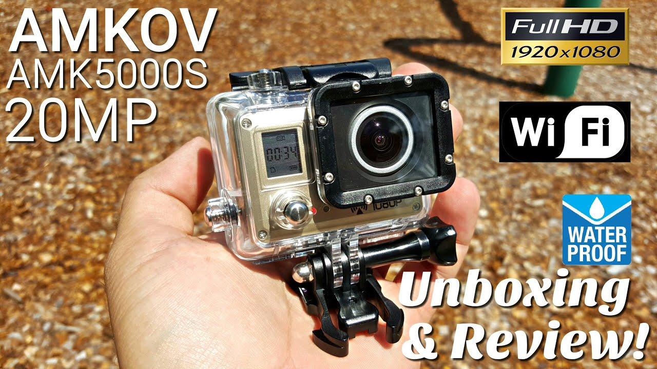 AMKOV AMK5000S Camera Update