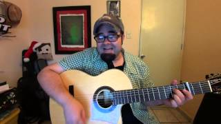 Puff, The Magic Dragon - Peter, Paul and Mary - Fernan Unplugged