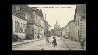 Diaporama en cartes postales anciennes de Granges-sur-Vologne