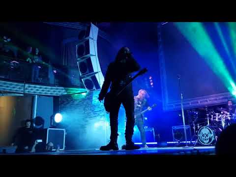 Pain - Dancing With The Dead (Live Tomsk 2018-04-14)