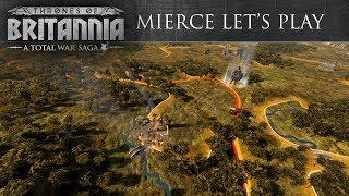 Total War Saga: Thrones of Britannia - Mierce Let