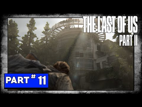 The Last Of Us 2 Playthrough - Part 11 - Channel 13 TV Station