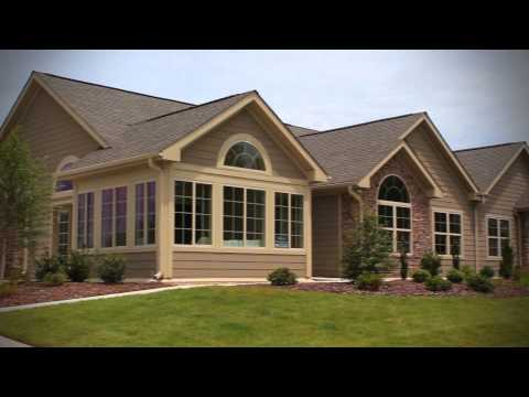 Villas at Sedgefield: Ranch Homes located in Greensboro, North Carolina