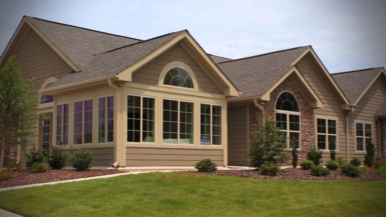 Villas At Sedgefield Ranch Homes Located In Greensboro