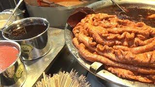 Уличная еда в Пекине. Разнообразно, интересно, на любителя - Жизнь в Китае #150