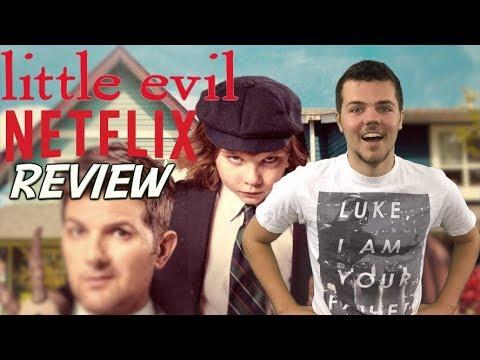 Little Evil Netflix Movie Review