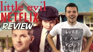 Little Evil Netflix Movie Review