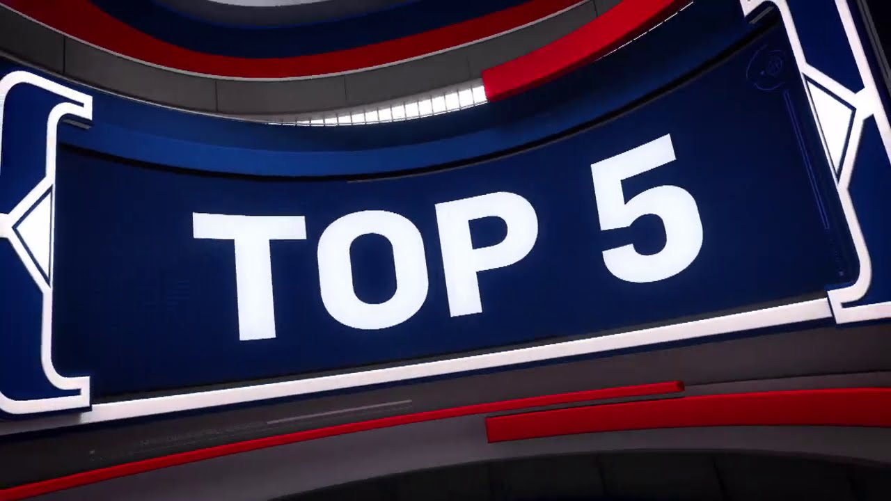 NBA Top 5 Plays Of The Night | July 28, 2020