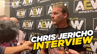 Chris Jericho Talks After AEW Double Or Nothing!