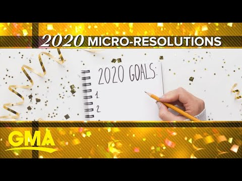 How to set achievable goals for 2020   GMA