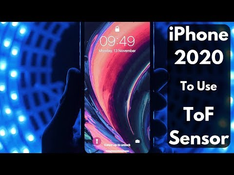 iPhone 2020 to Use Time of Flight Sensor   ToF Camera Module Explained