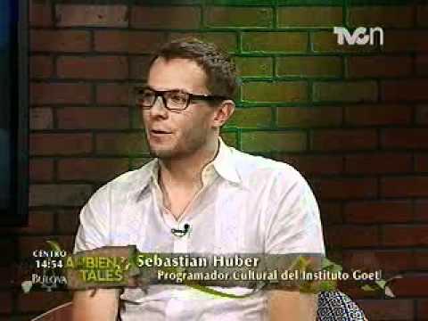 Contratoma en TVCn Ambientales – 03 mayo 2012