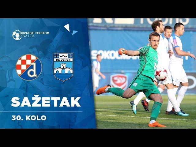 Sažetak: GNK Dinamo - NK Osijek