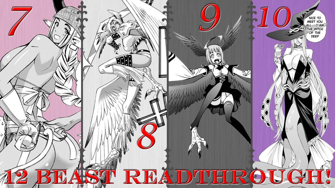 12 Beast chapters 7, 8, 9, & 10 Readthrough/Reaction/Review!