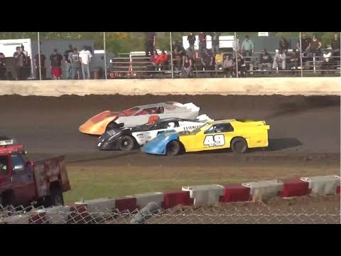 Sportsman Class-Trophy Dash,Heats @ Willamette Speedway 2018