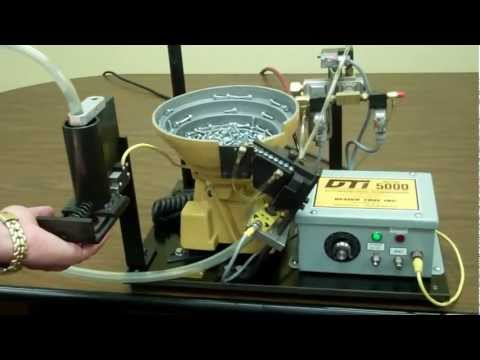AUTOMATIC SCREW DISPENSER FROM DESIGN TOOL, INC.