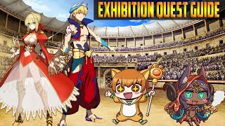 FGO NA Battle in New York Gil Fest 2020 Exhibition Quest Guide!