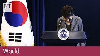 South Korea's Park impeached