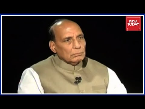 Rajnath Singh Exclusive | Home Min Speaks To India Today On #Kathua & #Unnao Rapes