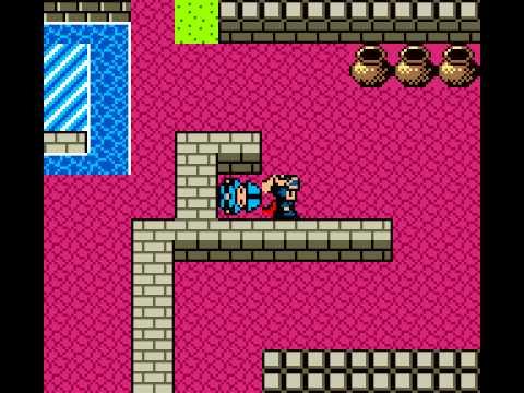 Dragon Quest I GBC Introduction and Tantegel [1]