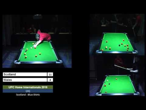 UPC Home Internationals and Masters 2016