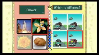 Big Brain Academy Wii Degree : Family Game Time Episode 8 Part 2
