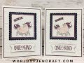 Stampin' Up! Magical Day Mini Series Part 3