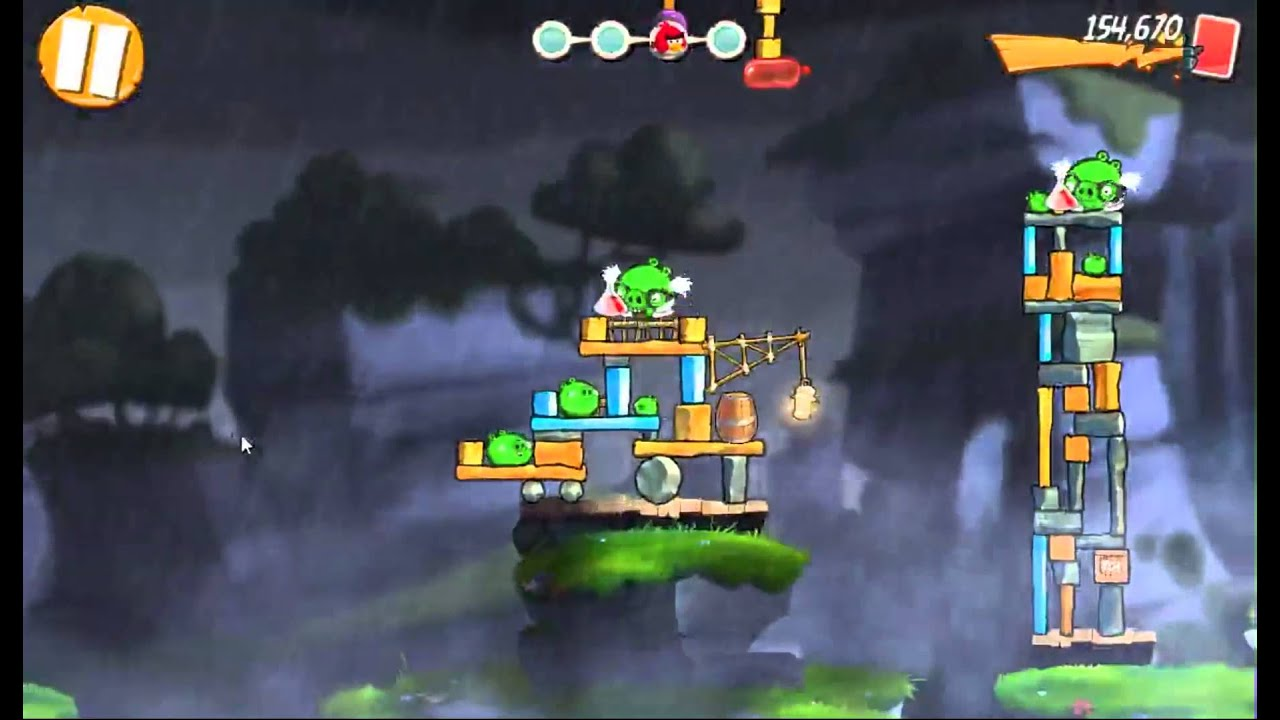 Angry Birds 2 Level 360 Angry Birds 2 Walkthrough Full Hd