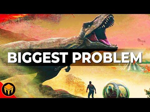 Jurassic World: Fallen Kingdom's BIGGEST Problem