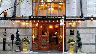 Hotel Le Soleil, Vancouver BC