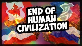HOI4 Millennium Dawn Chaos - ANNEX ONLY END OF HUMAN CIVILIZATION Final Hearts of Iron 4
