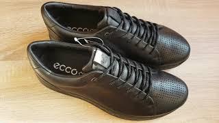 Обзор мужских кроссовок ECCO COOL 2.0 (842584-01001)