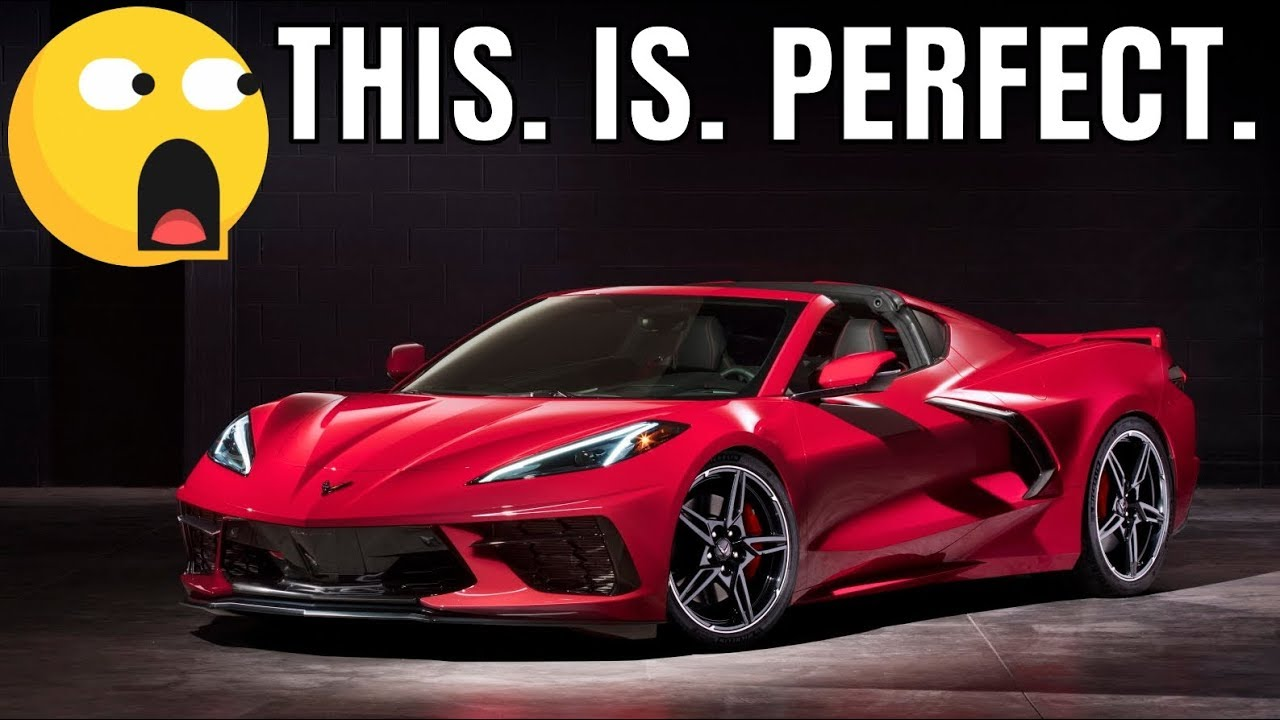 NEW 2020 Chevrolet Corvette C8 - What YOU Need to Know ...