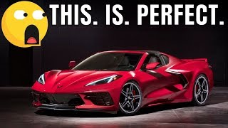 homepage tile video photo for NEW 2020 Chevrolet Corvette C8 - What YOU Need to Know!